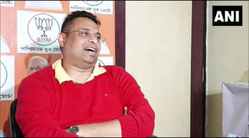 bjp mp soumitra khan wife sujata mondal divorce notice