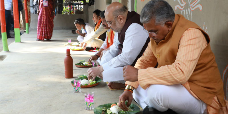 amit shah in bengal