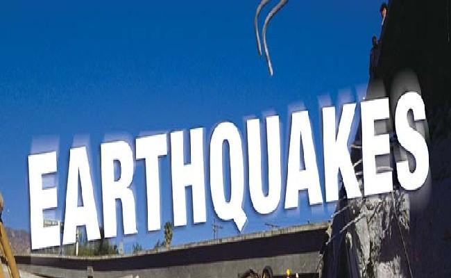 Earthquake in Pakistan