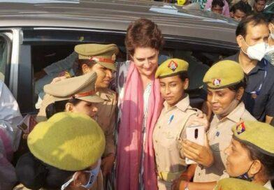 priyanka gandhi Congress up election 2022